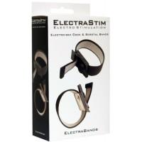 Electrastim Adjustable Fabric Cock & Scrotal Loops