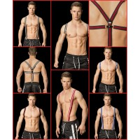 Barcode Suspenders Maxxie