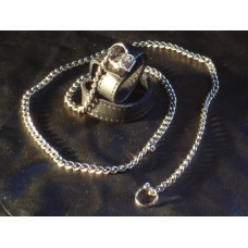 Double Strap With Chain