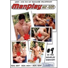 Manplay 009 DVD