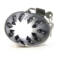 Black Label Spanish Spiked Ball Stretcher