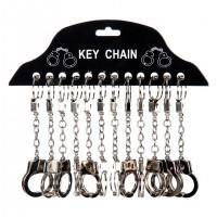 Handcuff keychains large