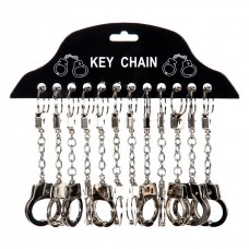 Handcuff keychains large