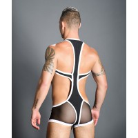 Andrew Christian Harness Singlet