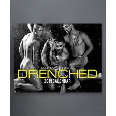 Andrew Christian 2019 UNCENSORED Drenched Calendar