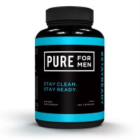 Pure For Men - 120 Capsules