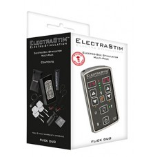 ElectraStim Flick Duo Stimulator Multi-Pack