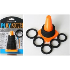Play Zone Kit - Xact-Fit Rings With Cone