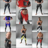 Maskulo Kinky Backless Leggings