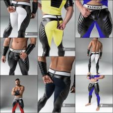Maskulo Kinky Zip Leggings