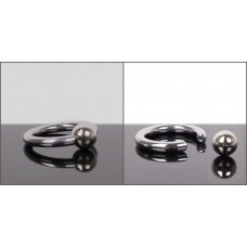 Magnetic Ball C-Ring