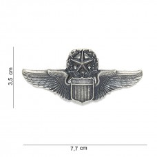 Badge wing commanding pilot