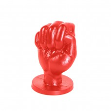 All Red Fist Small