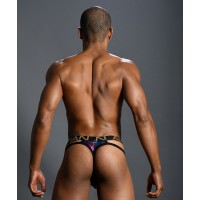 Andrew Christian Disco Spectrum Thong