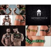 Katerpillar Armband