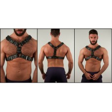 Menelau Harness (Black)