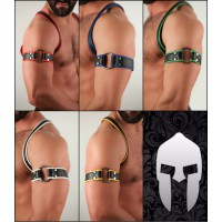 Sparta's Ring Armband