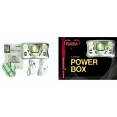 Rimba - Electro powerbox set with LCD display