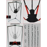 RED Heavy Duty Sling Frame Package