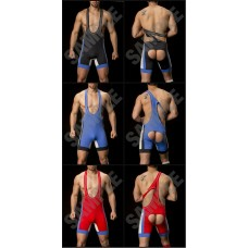 Barcode Backless Singlet Kolja