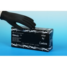 Box Of 100 Latex Gloves