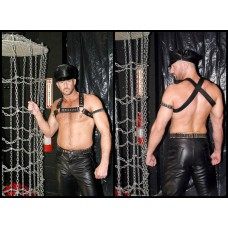 Deluxe H-Harness