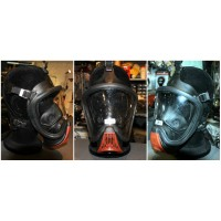 Chemical Warfare Gasmask