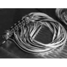 Braided Handle Whip (thin lashes)