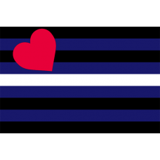 Leather Pride Flag